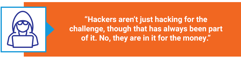 cybersecurity and hacking quote