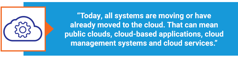 cybersecurity and cloud quote