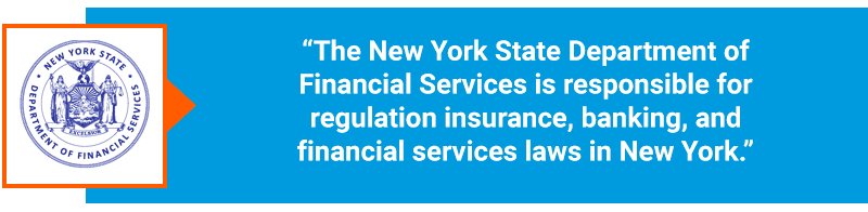 NYSDFS compliance quote