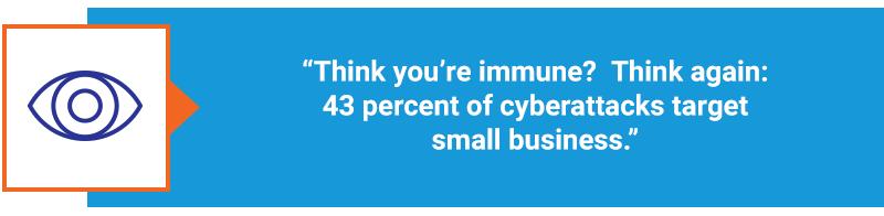 cyberattack quote