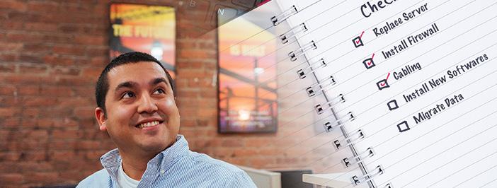 Kj employee checklist